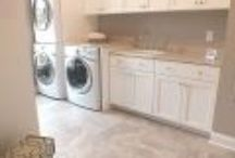 Otero Homes - Mud/Laundry Room / by Otero Signature Homes
