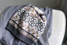 Knitting - hats / by Anu Riin