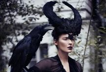 The Chic Witch / High fashion ideas for ritual and festival wear.