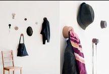 "bop / ""bop"" silicone wall mounted hangers"
