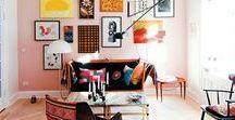 Deco & Design / Decoración y diseño de interiores.