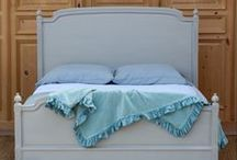 Beds / Beds available for order at Zuzu's Petals Vintage Home