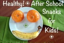 Healthy Kids Eat... / Healthy Breakfast, Lunch, Dinner and Snack ideas for Kids!