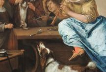Museumdogs / Dogs on paintings