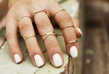 Nail Inspiration / Amazing nail art, manicure tutorials, runway trends, + nail polish picks and more.