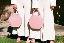 Bags / from bucket bags, to envelope clutches and everything in between