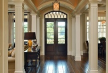 Decor: Doors & Portals I A-Door / Because You Only Have One Chance to Make a First Impression. / by Pat Gunder