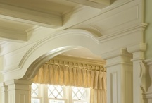 Decor: Moldings & Trims & Accents & Such / Oh my!.....Moldings & Trims & Accents & Such...  / by Pat Gunder