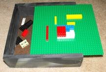 Ideas for the Legomaniac  / by Angie Wynne