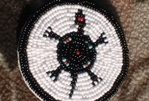 First Nations / Handmade gifts with a First Nations design or spirit