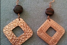 From The Heart Custom Jewelry / Jewelry that I've designed and made. https://www.facebook.com/FromTheHeartCustomJewelry  / by Pam McGinnis