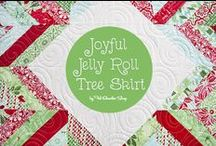 Christmas Cheer / All things Christmas, all year long. / by Fat Quarter Shop