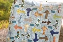 Boys will be Boys / Craft ideas for the boys in your life.  Quilts, fabric collections, DIY projects and more!