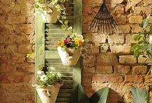 Home and Garden Ideas I Love / Home Decorating and Garden Ideas