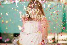 Birthday Bash! / Let Them Eat Cake!