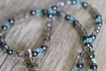 My Handmade Jewelry / Handmade Jewelry (necklaces, earrings, bracelets). Love to craft!  http://www.MountainSkyJewelry.etsy.com