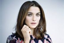 """Rachel Weisz / Actress Rachel Hannah Weisz was born March 7, 1970. My """"girl crush.""""  She has a natural beauty and an innate talent. She is up there with the Hepburns, Marilyn, and Bette Davis."""