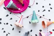 Paper / Spice Up the Celebration with Fun Party Plates, Cocktail Napkins, and More!