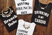 Boozy Brunch / Because It's 5 O'Clock Somewhere