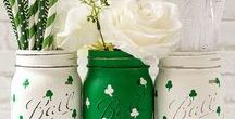 St. Patty's Day! / Green snacks and spirited decorations that would make your Irish ancestors proud!