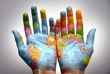 Colorful World / ...And I think to myself, what a wonderful world.  / by Pat Gunder