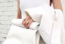 All White Everything / Monochromatic Dressing | All White, All Right!