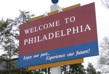 Philadelphia / Philadelphia, Pennsylvania. My hometown! / by Kathy Canevari