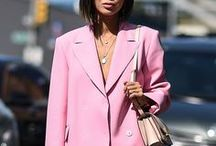 Street Style Stars / Chic street style outfits from New York, Paris, Tokyo, and beyond.