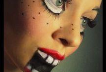 Costumes & Costume Make-Up