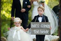 Wedding ideas (...it's never too early) / by Sydney Steinbrueck