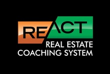 RE/Act Real Estate Coaching System / The synergistic platforms that can be utilized to attract and cultivate new real estate clients  / by Home Settlement Network/ RE/Act RECS