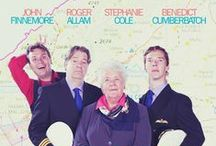 Cabin Pressure / Is that a camel, or a camel camel? Fizz, buzz, 'ave a banana! December 23rd and 24th of 2014 marked the 2-part final episode, Zurich, but this show will forever be in my heart!