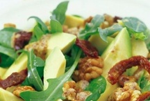 Food: Salads / by Pat Gunder