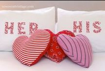 Sew Much Love / Projects, fabric and ideas for the LOVEliest holiday, Valentine's Day!