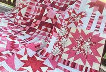 Sew Traditional / Traditional fabric collections and quilts, perfect for the traditional quilter. / by Fat Quarter Shop