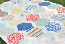 Geometric! / A collection of geometric inspiration!   / by Fat Quarter Shop