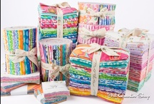Precuts Galore / Making your quilting a little bit easier with a wide range of pre-cuts!