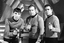 Star Trek / by Alyssa Hanes