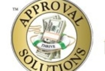 Credit REhab  / Approval Solutions / We assist our customers in qualifying for the restricted lending guidelines in today's tumultuous marketplace by applying our set of organized clear-cut processes and tools. We assist our partners in closing transactions that otherwise could not have been closed. / by Home Settlement Network/ RE/Act RECS