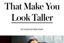 Style 101 / Fashion Tips & Tricks | Ever wonder what to wear with knee high socks? How to tie a scarf? Or just how to look expensive when you're a girl on a budget? No worries—you've come to the right place.