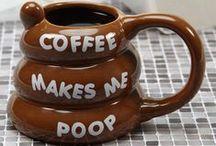 Coffee Mugs / Holders for my favorite drink!