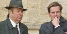 Thursday's Hat / All things Endeavour! Pilot episode. Series 1: Girl, Fugue, Rocket, Home. Series 2: Trove, Nocturne, Sway, Neverland. Series 3: Ride, Arcadia, Prey, Coda. Series 4: Game, Canticle, Lazaretto, Harvest. Plus glimpses of series 5 filming.