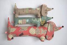 I LOVE Crafts (Fabric and Felt) / by Amelia Lyman