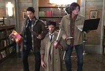 Supernatural / Team Free Will!