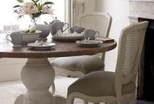 Decor: Dining Areas / by Pat Gunder