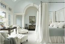 Decor: Bedrooms / by Pat Gunder