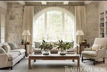Decor: Living Areas / by Pat Gunder