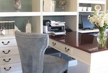 Decor: Studies & Offices / by Pat Gunder