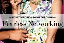 Career Advice / networking, office outfits, #girlboss, productivity tips + tricks and recommended reads