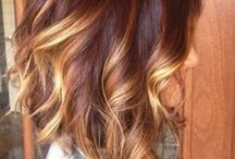 Good hair day! / Gorgeous hairstyles. Also tips and tricks to healthy and beautiful hair..